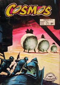 Cover Thumbnail for Cosmos (Arédit-Artima, 1967 series) #32