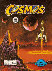 Cover Thumbnail for Cosmos (Arédit-Artima, 1967 series) #36