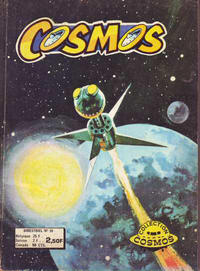 Cover Thumbnail for Cosmos (Arédit-Artima, 1967 series) #38
