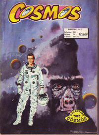Cover Thumbnail for Cosmos (Arédit-Artima, 1967 series) #37