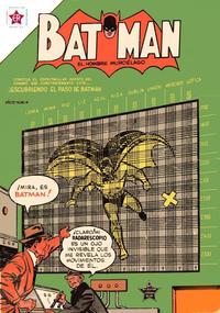 Cover Thumbnail for Batman (Editorial Novaro, 1954 series) #14