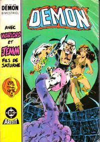 Cover Thumbnail for Démon (Arédit-Artima, 1985 series) #7