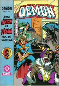 Cover Thumbnail for Démon (Arédit-Artima, 1985 series) #14