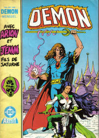 Cover Thumbnail for Démon (Arédit-Artima, 1985 series) #15