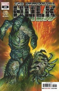 Cover Thumbnail for Immortal Hulk (Marvel, 2018 series) #19