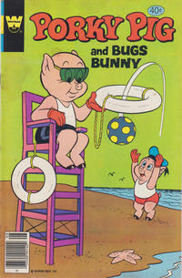 Cover Thumbnail for Porky Pig (Western, 1965 series) #90 [Whitman]