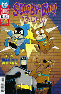 Cover Thumbnail for Scooby-Doo Team-Up (DC, 2014 series) #50