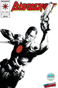 Cover Thumbnail for Bloodshot (Valiant Entertainment, 2019 series) #1 [Oasas Comics LACC - Jae Lee]