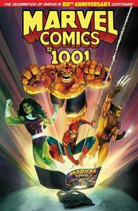 Cover Thumbnail for Marvel Comics (Marvel, 2019 series) #1001
