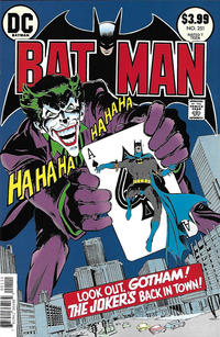 Cover Thumbnail for Batman 251 (Facsimile Edition) (DC, 2019 series)