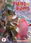 Cover for Made in Abyss (Seven Seas Entertainment, 2018 series) #7
