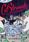 Cover for CatStronauts (Little, Brown, 2017 series) #5 - Slapdash Science