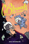 Cover for CatStronauts (Little, Brown, 2017 series) #2 - Race to Mars