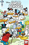 Cover for Uncle Scrooge (IDW, 2015 series) #49 / 453 [Retailer Incentive Cover - Stefano Intini]