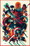 Cover Thumbnail for Marvel Comics (2019 series) #1001 [NYCC Mondo Exclusive Variant Cover]