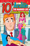 Cover for Archie: The Married Life - 10th Anniversary (Archie, 2019 series) #2 [Cover A - Dan Parent]