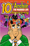 Cover for Archie: The Married Life - 10th Anniversary (Archie, 2019 series) #1 [Cover B - J. Bone]