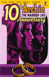 Cover Thumbnail for Archie: The Married Life - 10th Anniversary (2019 series) #1 [Cover C - Francesco Francavilla]