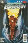 Cover for Batman (DC, 1940 series) #677 [Newsstand]