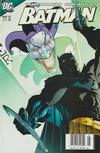 Cover for Batman (DC, 1940 series) #663 [Newsstand]
