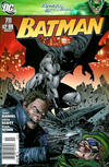 Cover for Batman (DC, 1940 series) #711 [Newsstand]