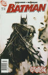 Cover for Batman (DC, 1940 series) #661 [Newsstand]