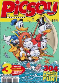 Cover Thumbnail for Picsou Magazine (Disney Hachette Presse, 1972 series) #544