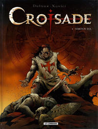 Cover Thumbnail for Croisade (Le Lombard, 2007 series) #1