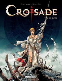 Cover Thumbnail for Croisade (Le Lombard, 2007 series) #2 - Le Qua'dj
