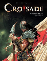 Cover Thumbnail for Croisade (Le Lombard, 2007 series) #3