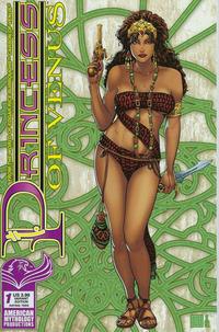 Cover Thumbnail for Edgar Rice Burroughs Princess of Venus (American Mythology Productions, 2019 series)  [Variant]