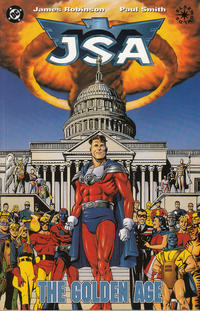 Cover Thumbnail for JSA: The Golden Age (DC, 2005 series)
