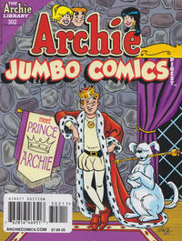 Cover Thumbnail for Archie (Jumbo Comics) Double Digest (Archie, 2011 series) #302