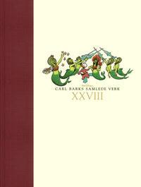 Cover Thumbnail for Carl Barks samlede verk (Hjemmet / Egmont, 2005 series) #28