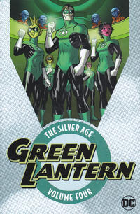 Cover Thumbnail for Green Lantern: The Silver Age (DC, 2016 series) #4