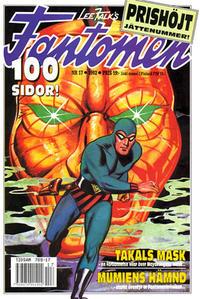 Cover Thumbnail for Fantomen (Semic, 1963 series) #17/1992