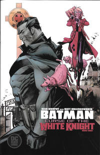 Cover Thumbnail for Batman: Curse of the White Knight (DC, 2019 series) #3