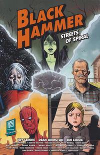 Cover Thumbnail for Black Hammer: Streets of Spiral (Dark Horse, 2019 series)
