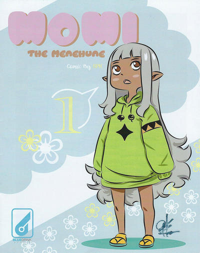 Cover for Momi the Menehune (Bluedrink Studio, 2016 ? series) #1