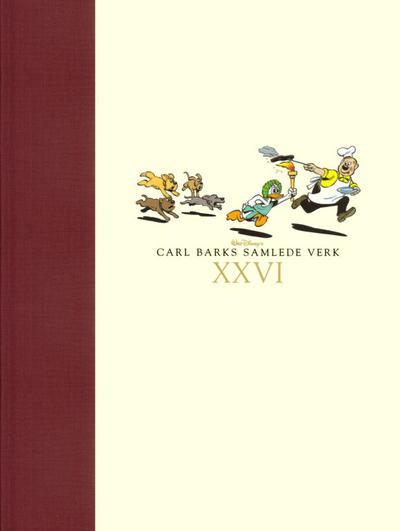 Cover for Carl Barks samlede verk (Hjemmet / Egmont, 2005 series) #26