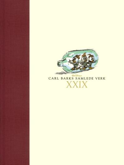 Cover for Carl Barks samlede verk (Hjemmet / Egmont, 2005 series) #29