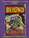 Cover for Gwandanaland Comics (Gwandanaland Comics, 2016 series) #383-A - The Beyond: Readers Collection Volume 1