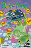 Cover for Rick and Morty (Oni Press, 2015 series) #54 [Cover B]