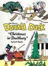 Cover for The Complete Carl Barks Disney Library (Fantagraphics, 2011 series) #21 - Christmas in Duckburg