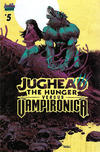Cover Thumbnail for Jughead the Hunger vs Vampironica (2019 series) #5 [Cover C Dan Panosian]
