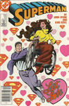 Cover for Superman (DC, 1987 series) #12 [Newsstand]