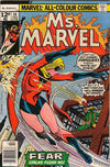 Cover Thumbnail for Ms. Marvel (1977 series) #14 [British]