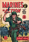 Cover for Marines in Action (Horwitz, 1953 series) #6