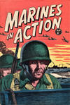 Cover for Marines in Action (Horwitz, 1953 series) #9