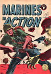 Cover for Marines in Action (Horwitz, 1953 series) #15